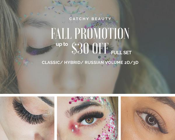 eyelash extensions Ottawa promotion